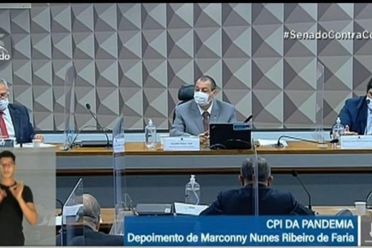 [CPI: Marconny confirma convite da Precisa para assessoramento]