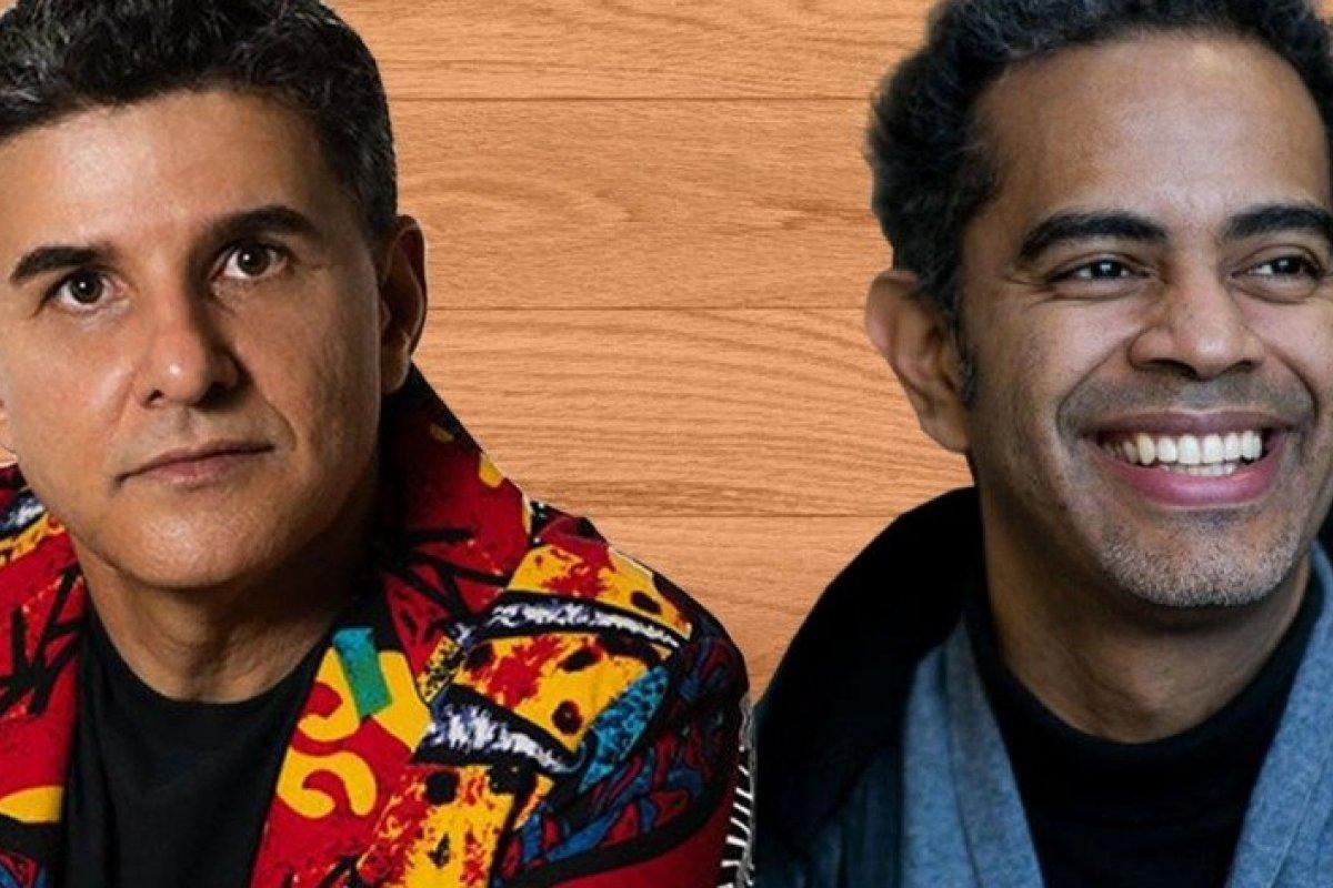 [ Del Feliz e Jair Oliveira lançam clipe do projeto Dueto Feliz]