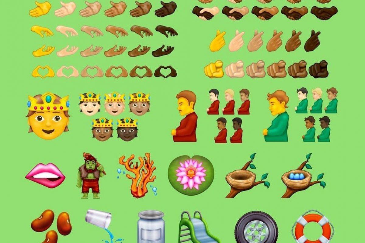 [Organização de ícones aprova novo conjunto de emojis para celulares e computadores]