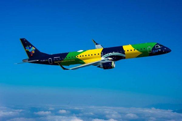 [Salvador terá voo direto para Foz do Iguaçu! ]