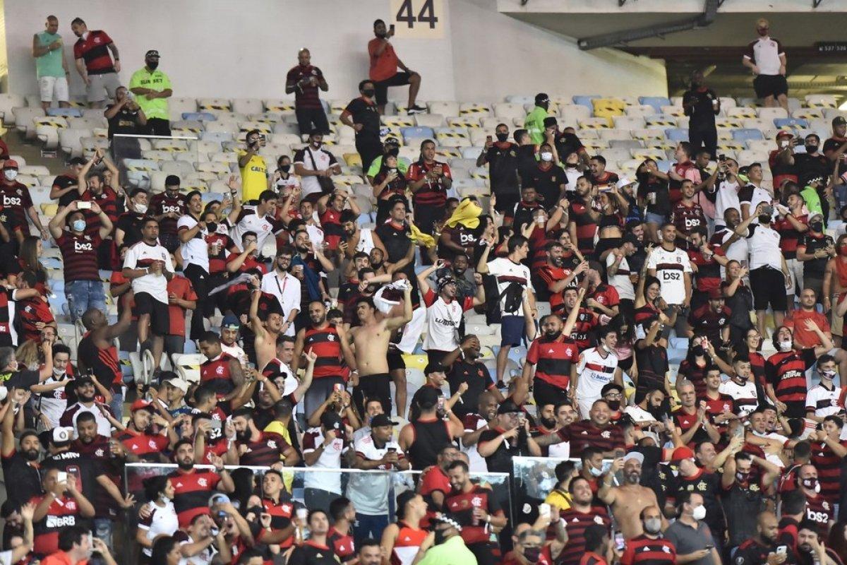 [STJD derruba liminar que permitia público em jogos do Flamengo no Brasileirão]