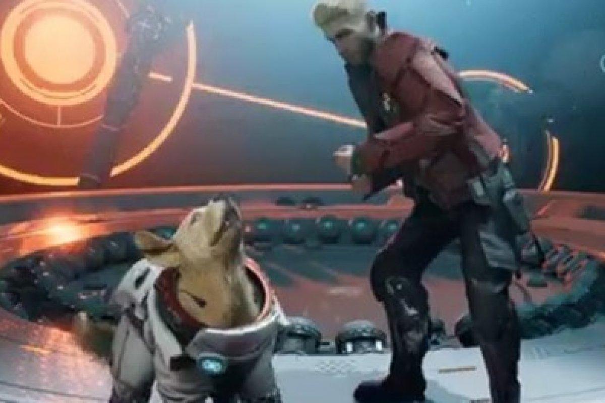 [Jogo Guardians of the Galaxy será lançado no dia 26 de outubro ]