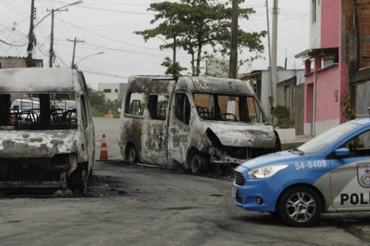 [Rio: Milicianos rivais travam guerra por faturamento milionário na Zona Oeste]