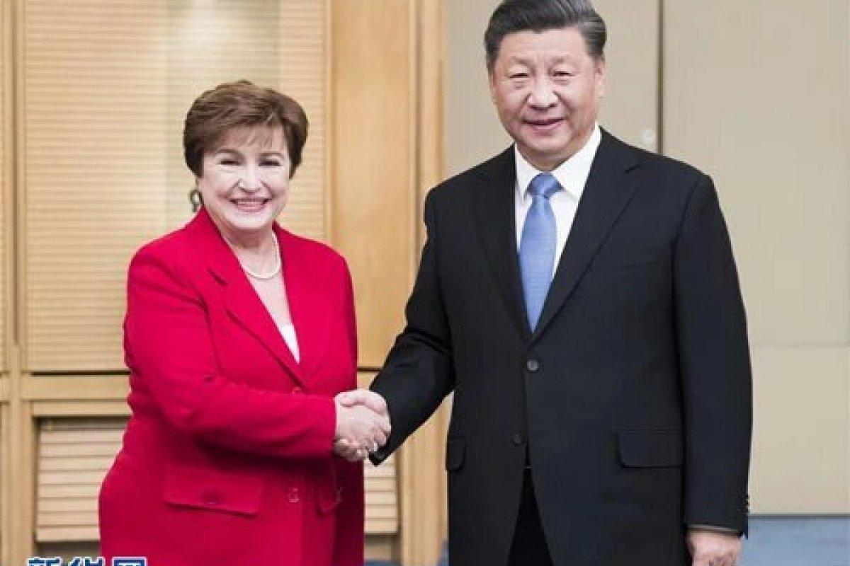 [Banco Mundial conclui que chefe do FMI adulterou relatório para favorecer o Partido Comunista da China]
