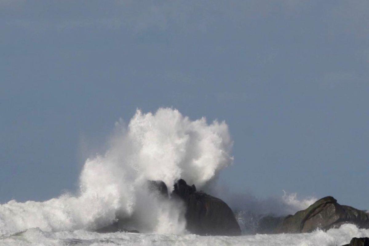 [Jornalista baiano Zezão Castro escreve poema inspirado nos rumores do fenômeno tsunami na Bahia]
