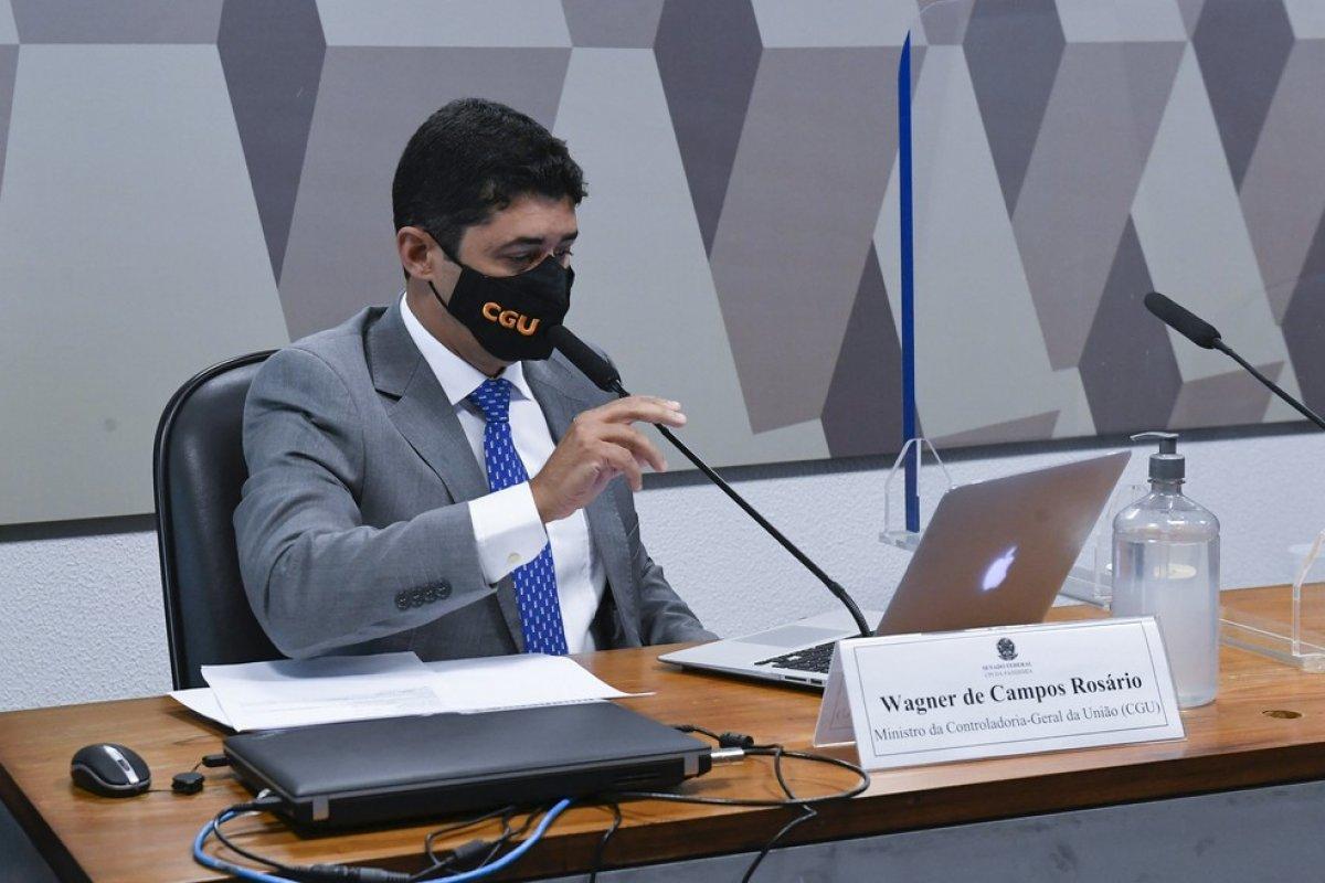 [Vídeo: Ministro da CGU se torna investigado pela CPI após chamar senadora de 'descontrolada']