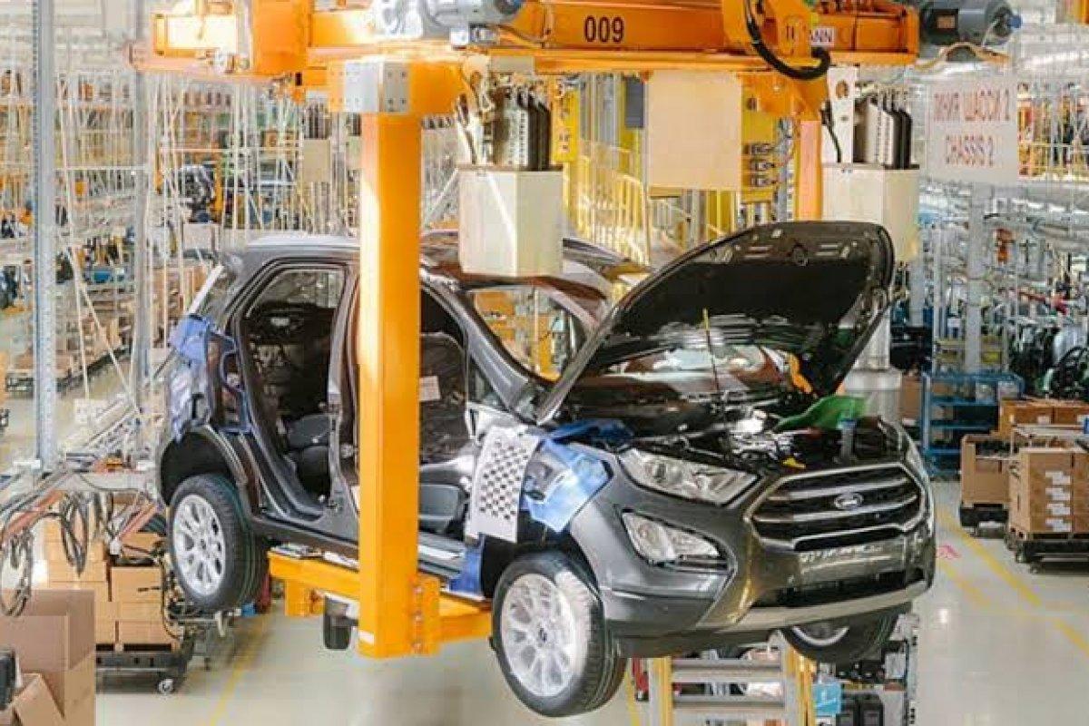 [Ford comemora 500 mil unidades do EcoSport na Bahia ]