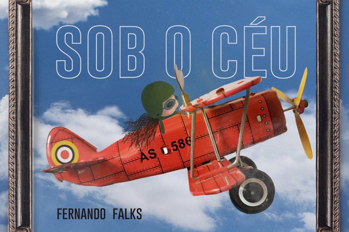 [Fernando Falks lança o single Sob o Céu ]