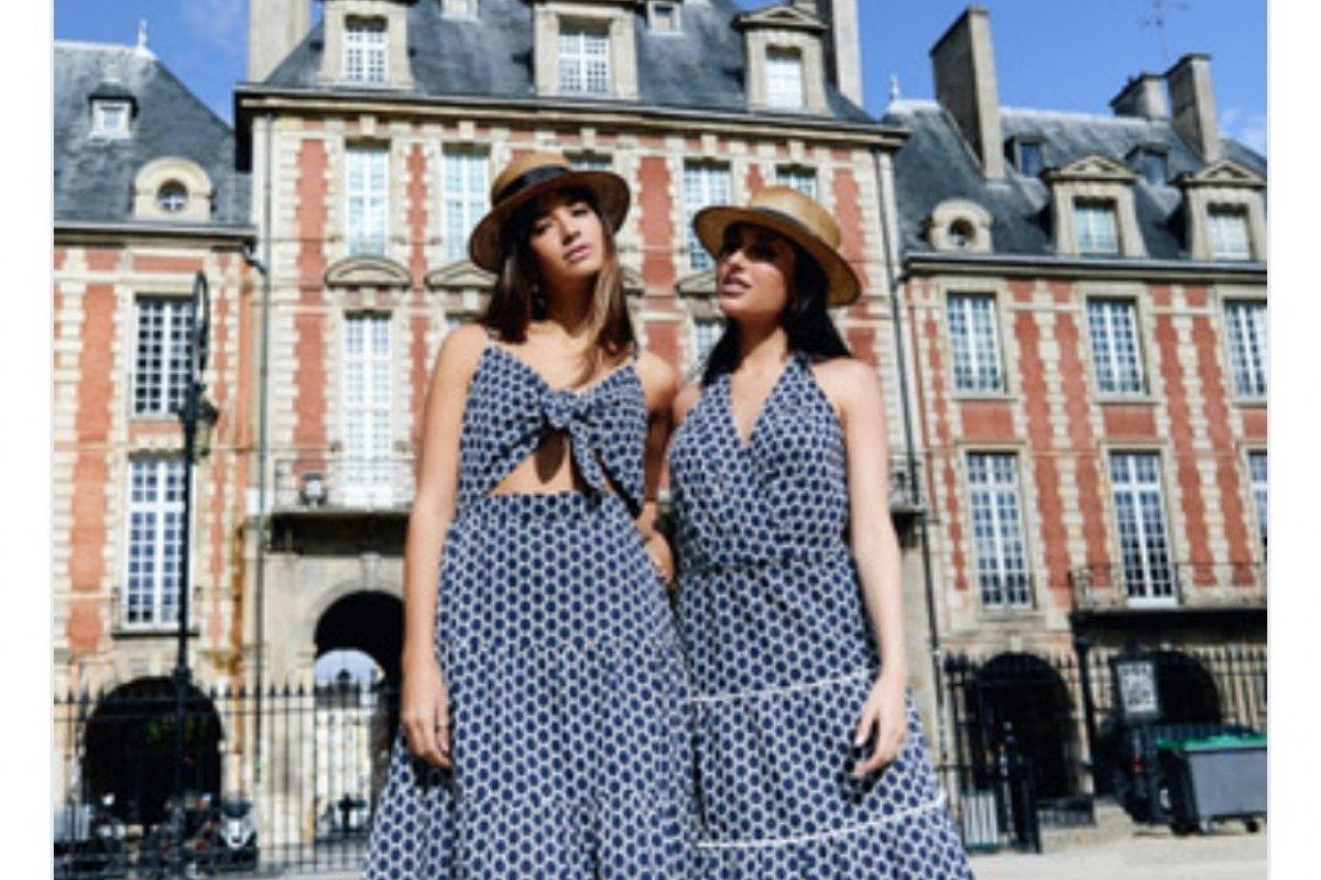 [Amissimas In Paris: label convida Laura Kubrusly e Elisa Zarzur para um dia divertido na cidade]