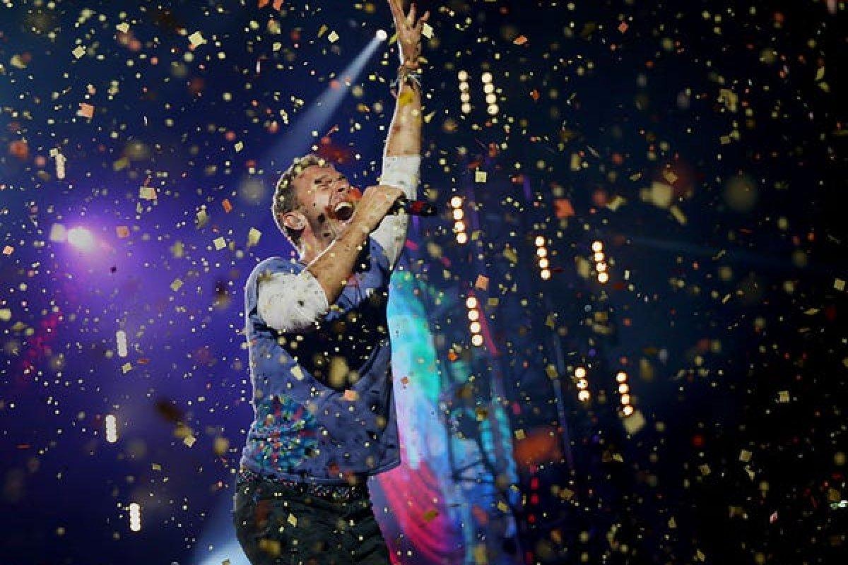 [Rock in Rio 2022 anuncia Coldplay como atração principal do Palco Mundo]