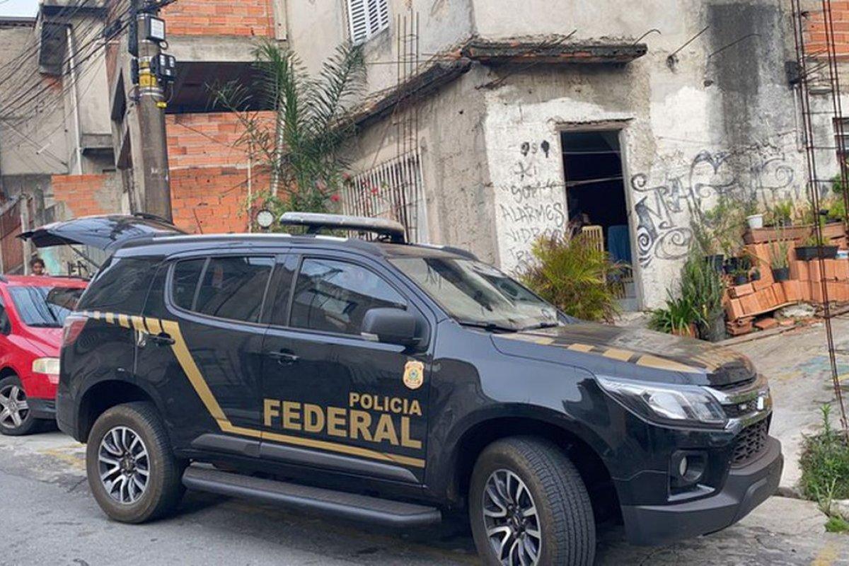 [PF prende sete pessoas envolvidas no assalto a bancos em Araçatuba]