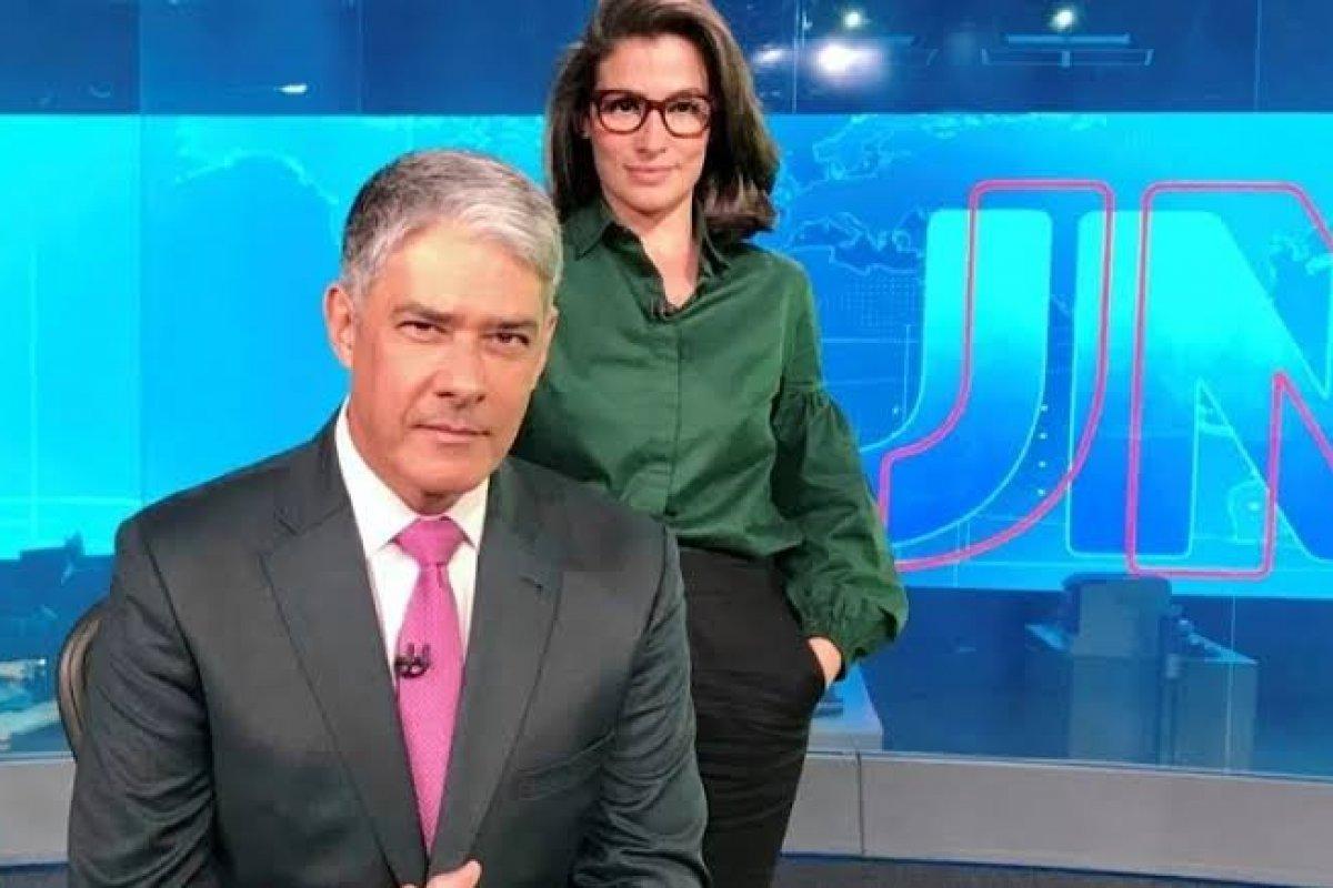 [William Bonner e mais 14 apresentadores  renovam contrato com a TV  Globo até 2025]
