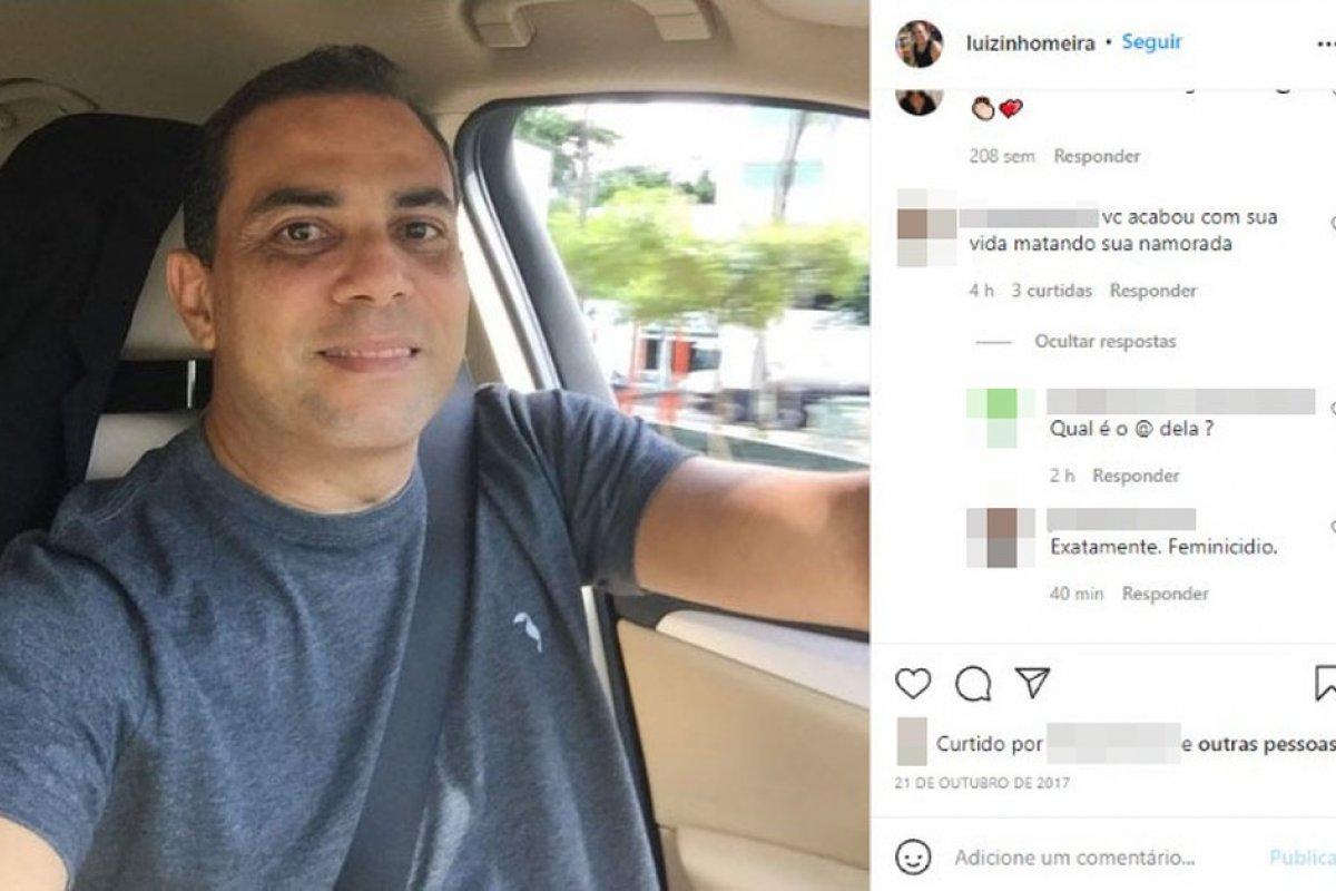 [Preso por matar namorada em Salvador, advogado alega legítima defesa]