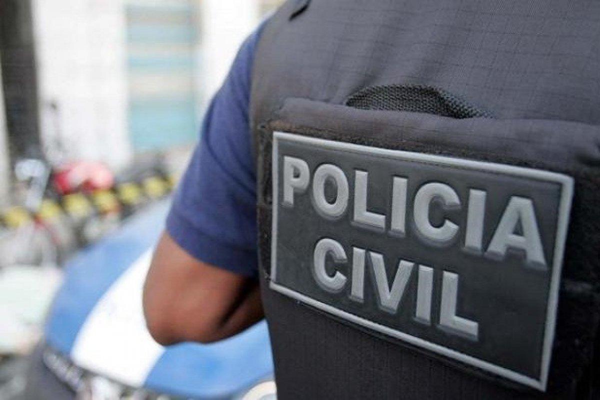 [Preso em São Paulo foragido por tráfico de drogas na Bahia ]