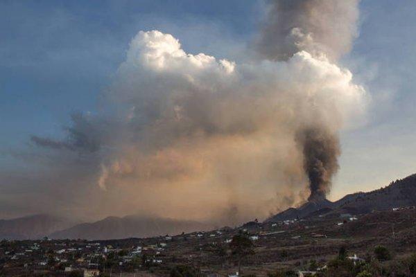[Vulcão deixa ilha espanhola de La Palma irreconhecível]
