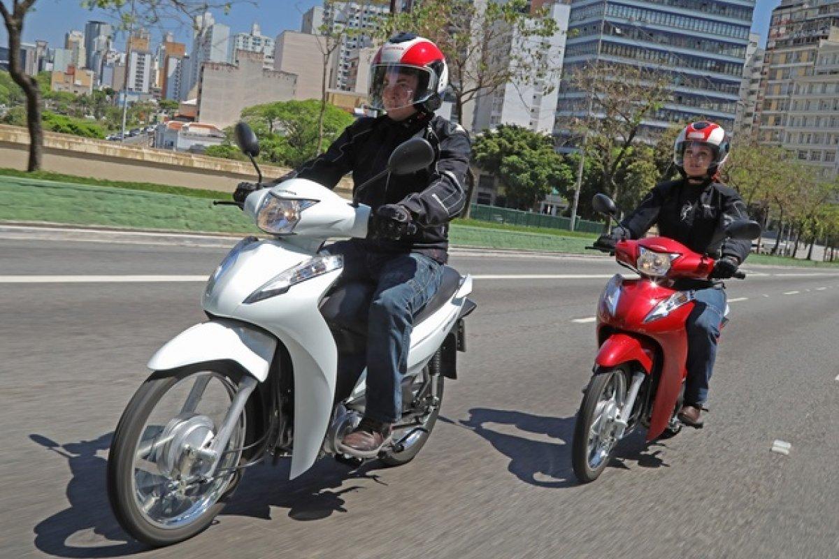 [Honda Biz chega à linha 2020 com nova versão mais em conta]